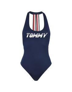 Слитный купальник Gigi Hadid X Tommy Hilfiger