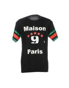 Футболка Maison 9 Paris