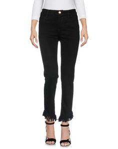 Джинсовые брюки-капри Frame