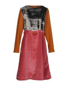 Платье до колена Giada Fratter