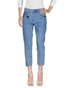 Джинсовые брюки 10 X10 Anitaliantheory