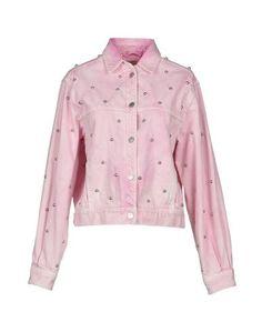 Джинсовая верхняя одежда Isabel Marant Étoile
