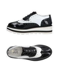 Обувь на шнурках TWO Drops