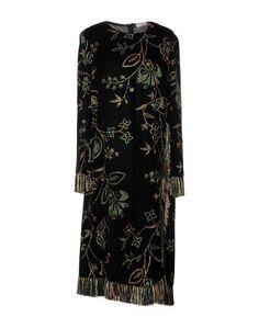 Платье до колена Veronique Leroy