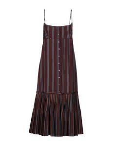 Платье длиной 3/4 Brock Collection