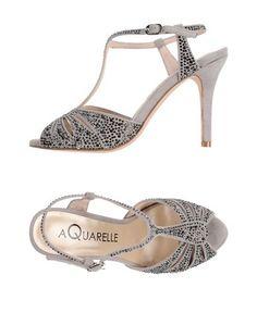 Сандалии Aquarelle