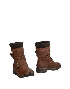 Полусапоги и высокие ботинки Coolway