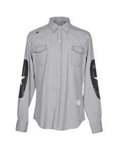 Джинсовая рубашка THE Editor