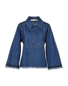 Джинсовая рубашка SEE BY ChloÉ