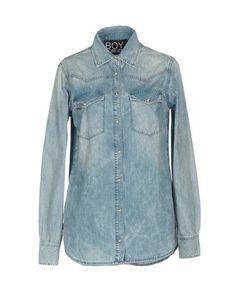 Джинсовая рубашка BOY London