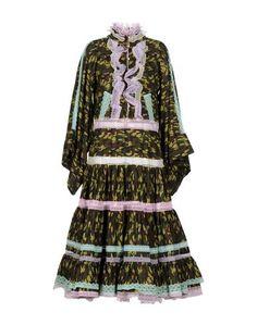 Платье длиной 3/4 Natasha Zinko