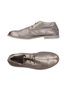 Обувь на шнурках Pantanetti