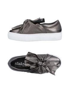 Низкие кеды и кроссовки Nila & Nila