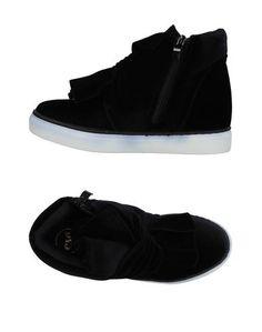 Высокие кеды и кроссовки EXE