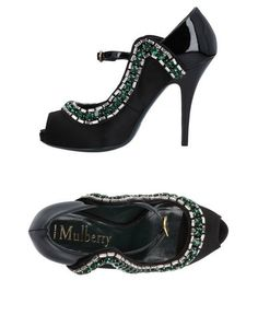 Туфли Mulberry