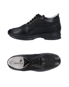Низкие кеды и кроссовки Roberto Della Croce