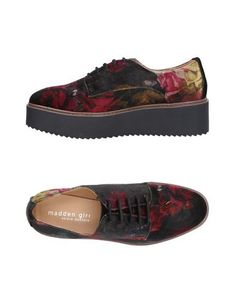 Обувь на шнурках Madden Girl