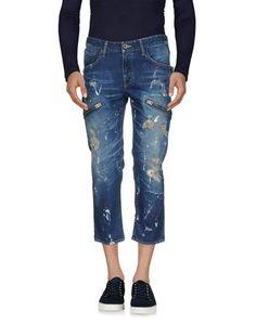 Джинсовые брюки-капри L.G.B.