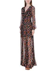 Длинное платье Rebecca Minkoff