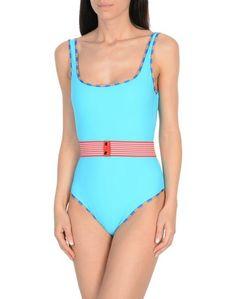 Слитный купальник Diane von Furstenberg