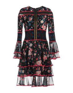 Короткое платье Tadashi Shoji