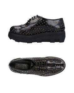 Обувь на шнурках Horo Nero