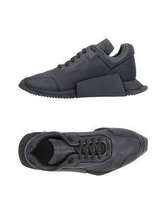 Низкие кеды и кроссовки Rick Owens X Adidas