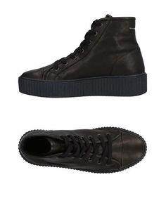 Высокие кеды и кроссовки Mm6 Maison Margiela