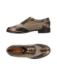 Обувь на шнурках M. Gemi