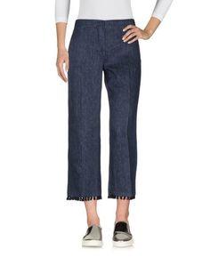Джинсовые брюки-капри S MAX Mara