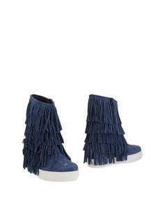 Полусапоги и высокие ботинки Passion Blanche