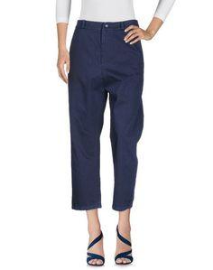 Джинсовые брюки A.B Apuntob
