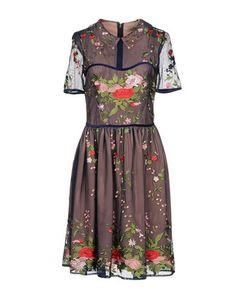 Короткое платье Piccione.Piccione