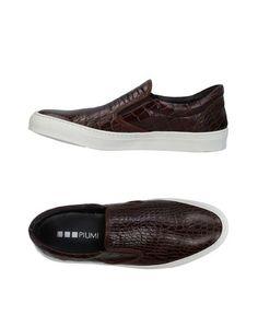 Низкие кеды и кроссовки Piumi