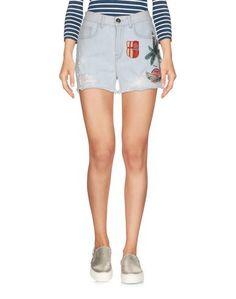 Джинсовые шорты Mr & Mrs Italy