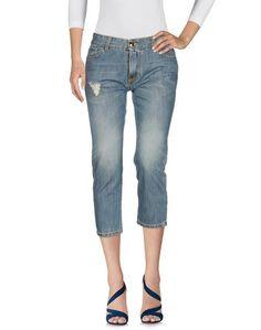 Джинсовые брюки-капри Aniye By