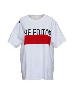 Футболка THE Editor