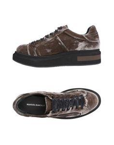 Низкие кеды и кроссовки Manuel Barceló