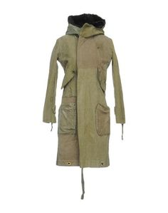 Легкое пальто Greg Lauren