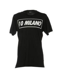 Футболка 10 Milano