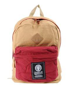 Рюкзаки и сумки на пояс Franklin & Marshall