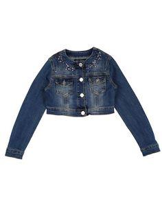 Джинсовая верхняя одежда Miss Blumarine Jeans
