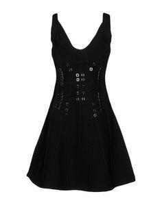 Короткое платье Hervé Léger