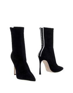 Полусапоги и высокие ботинки Sergio Rossi