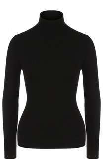 Приталенный шерстяной пуловер Wolford