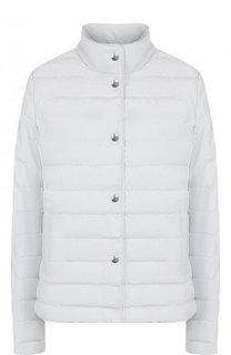 Стеганая куртка с воротником-стойкой Windsor