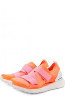 Текстильные кроссовки UltraBOOST X Adidas by Stella McCartney