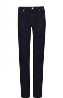 Однотонные джинсы прямого кроя Escada Sport