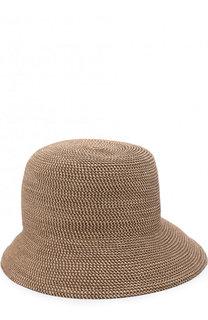 Шляпа с отделкой металлизированной нитью Eric Javits