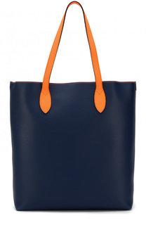 Кожаная сумка-тоут Burberry